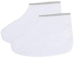 Духи, Парфюмерия, косметика Носки махровые для парафиновой обработки, 1 пара - NeoNail Professional