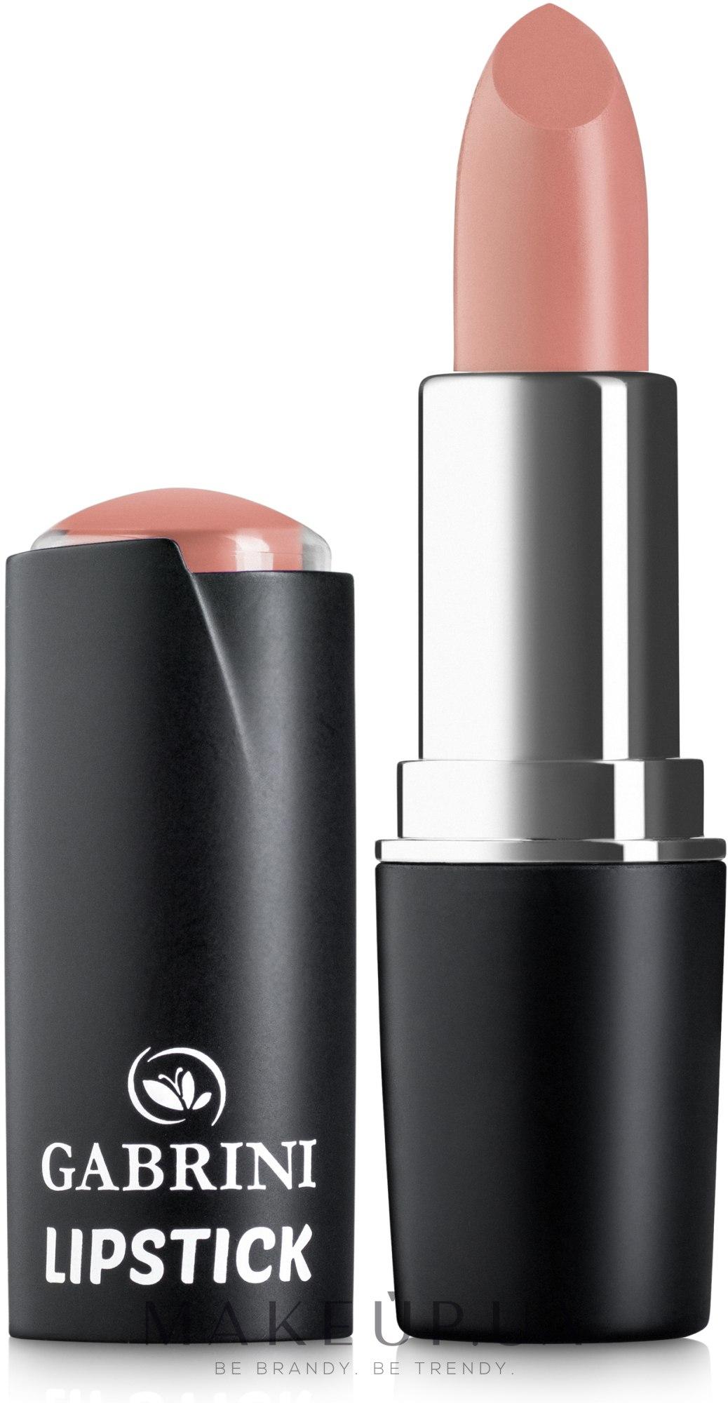 Gabrini Nude Matte Lipstick - Матовая помада для губ