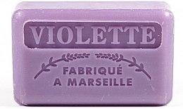 "Духи, Парфюмерия, косметика Марсельское мыло ""Фиалка"" - Foufour Savonnette Marseillaise Violette"