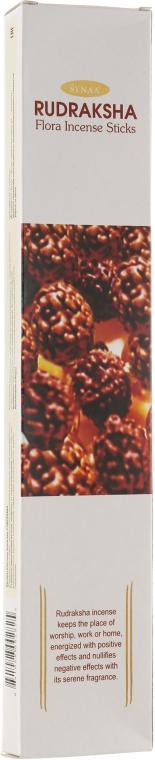 Ароматические палочки Рудракша - Synaa Flora Incense Sticks Rudraksha