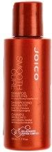 Духи, Парфюмерия, косметика Шампунь разглаживающий без сульфатов для кудрявых волос - Joico Smooth Cure Shampoo Sulfate-Free