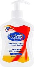 Духи, Парфюмерия, косметика Антибактериальное мыло жидкое - Activex Active Protection
