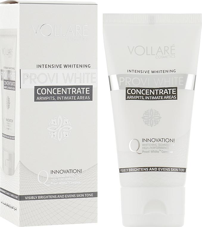 Интенсивно отбеливающий концентрат для интимных зон и области подмышек - Verona Laboratories Provi White Intensely Whitening Concentrate
