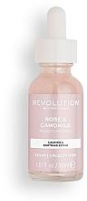 Духи, Парфюмерия, косметика Сыворотка с экстрактом розы и ромашки - Revolution Skincare Rose And Chamomile Serum