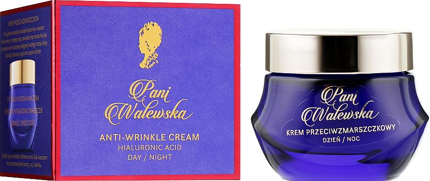 Крем против морщин защитно-восстанавливающий - Pani Walewska Classic Anti-Wrinkle Day And Night Cream