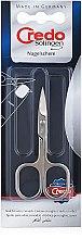Духи, Парфюмерия, косметика Ножницы для кутикулы изогнутые 8 см, 8510 - Credo Solingen