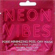 Духи, Парфюмерия, косметика Маска для лица - Marion Neon Vibes Pore Minimizing Peel-off Mask