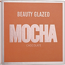 Духи, Парфюмерия, косметика Палетка теней для век - Beauty Glazed Chocolate Eyeshadow Palette