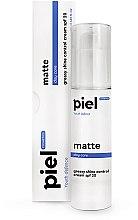 Духи, Парфюмерия, косметика Дневной крем c матирующим эффектом - Piel Cosmetics Matte Cream SPF 20
