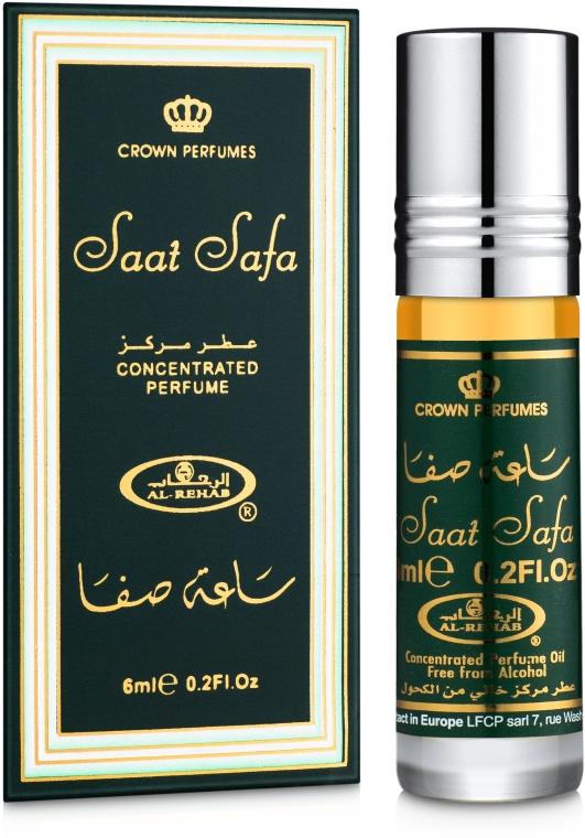 Al Rehab Saat Safa - Масляные духи