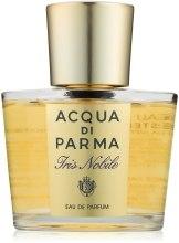 Духи, Парфюмерия, косметика Acqua di Parma Iris Nobile - Парфюмированная вода (тестер с крышечкой)