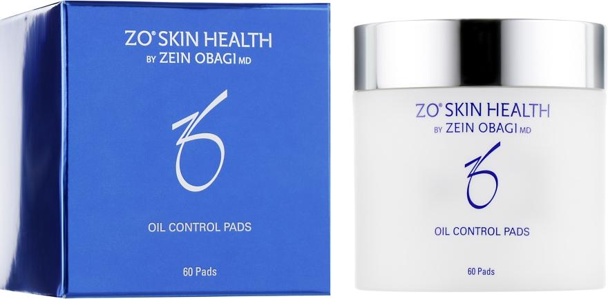 Салфетки для контроля жирной кожи - Zein Obagi Zo Skin Health Oil Control Pads