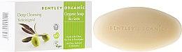 """Духи, Парфюмерия, косметика Мыло """"Глубокой очистки"""" - Bentley Organic Body Care Deep Cleansing Soap Bar"""