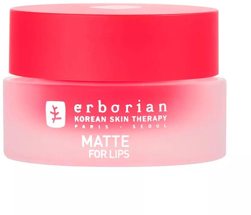 Матирующий бальзам для губ - Erborian Matte For Lips