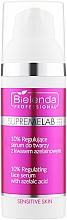 Духи, Парфюмерия, косметика Сыворотка для чувствительной кожи лица с 10 % азелаиновой кислоты - Bielenda Professional SupremeLab