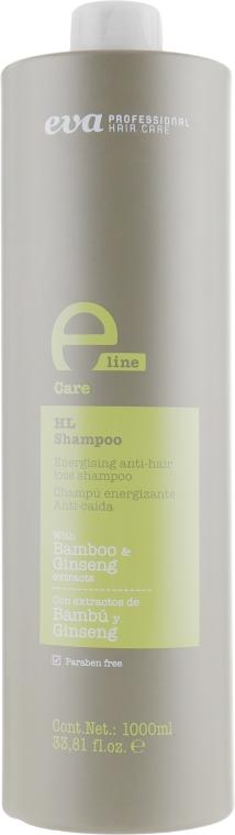Шампунь против выпадения волос - Eva Professional E-line HL (Hair Loss) Shampoo