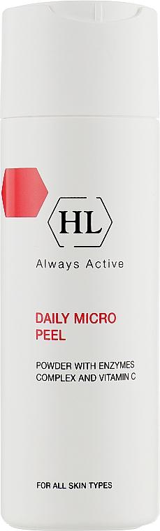 Пилинг-скраб для лица - Holy Land Cosmetics Daily Micro Peel