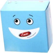 """Духи, Парфюмерия, косметика Салфетки косметические """"Smile"""", голубая коробка - Mirus Emmi"""