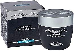 Духи, Парфюмерия, косметика Маска для волос с экстрактом черной икры - Mon Platin DSM Black Caviar Collection Hair Mask