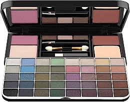 Духи, Парфюмерия, косметика Косметический набор, HB-3629S - Ruby Rose Deluxe Make Up Kit