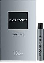 Духи, Парфюмерия, косметика Dior Homme - Туалетная вода (пробник)