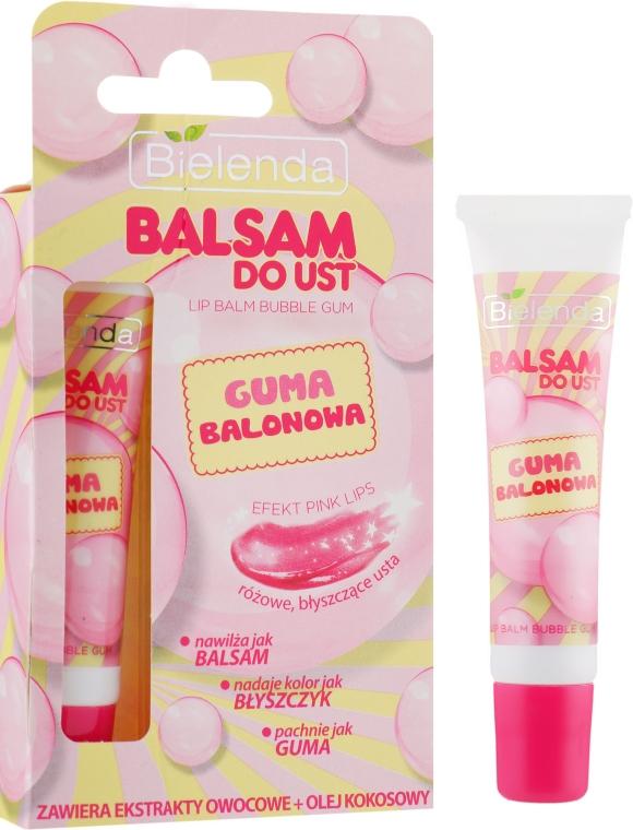 "Бальзам для губ ""Bubble Gum"" - Bielenda Lip Balm"