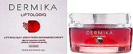 Духи, Парфюмерия, косметика Крем для лица - Dermika Liftologiq Cream 60+