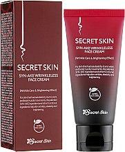 Духи, Парфюмерия, косметика Антивозрастной крем для лица с пептидами змеиного яда - Secret Skin Syn-Ake Wrinkleless Face Cream