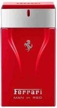 Духи, Парфюмерия, косметика Ferrari Man in Red - Туалетная вода (тестер)