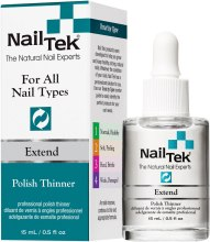 Духи, Парфюмерия, косметика Разбавитель лака - Nail Tek Extend Professional Polish Thinner