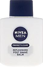 Восстанавливающий бальзам после бритья - Nivea For Men Replenishing After Shaving Balm — фото N2