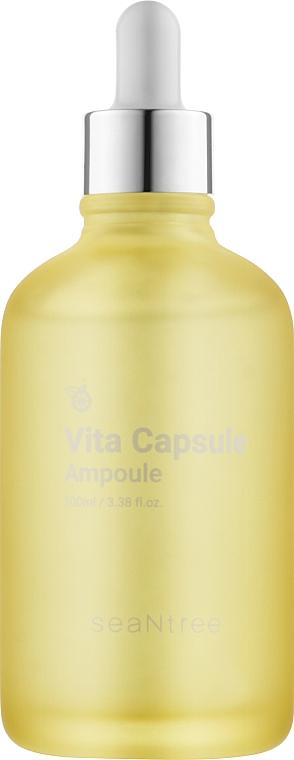 Мультивитаминная сыворотка - Seantree Vita Capsule Ampoule 100