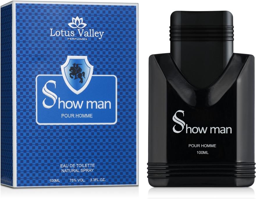 Lotus Valley Show Man - Туалетна вода  — фото N2