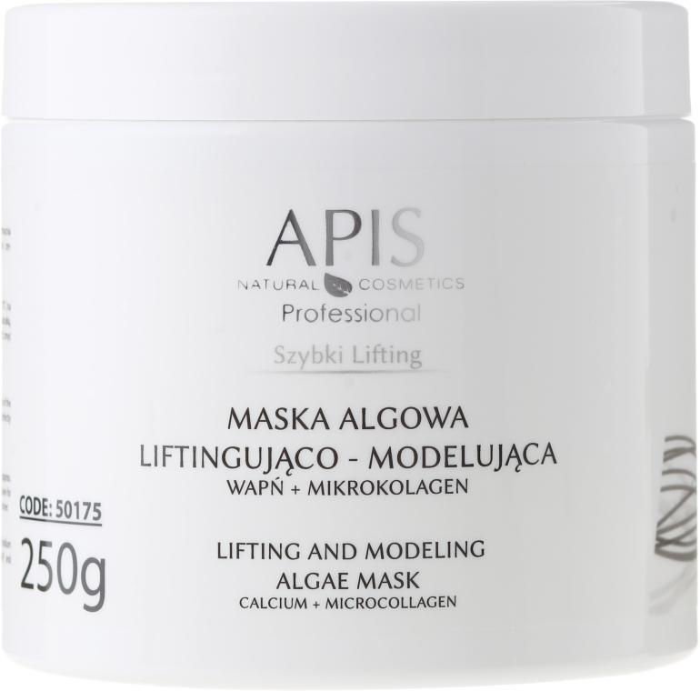 Маска для лица - APIS Professional Quick Lifting Mask