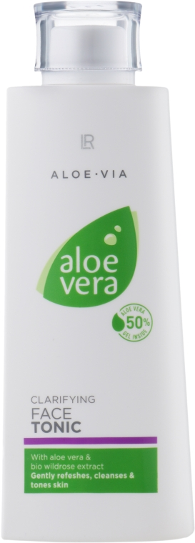 Тоник для лица - LR Health & Beauty Aloe Vera Face Tonic