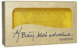 Духи, Парфюмерия, косметика Гипоаллергенное мыло, экстракт подсолнечника - Bialy Jelen Hypoallergenic Soap Extract Calendula