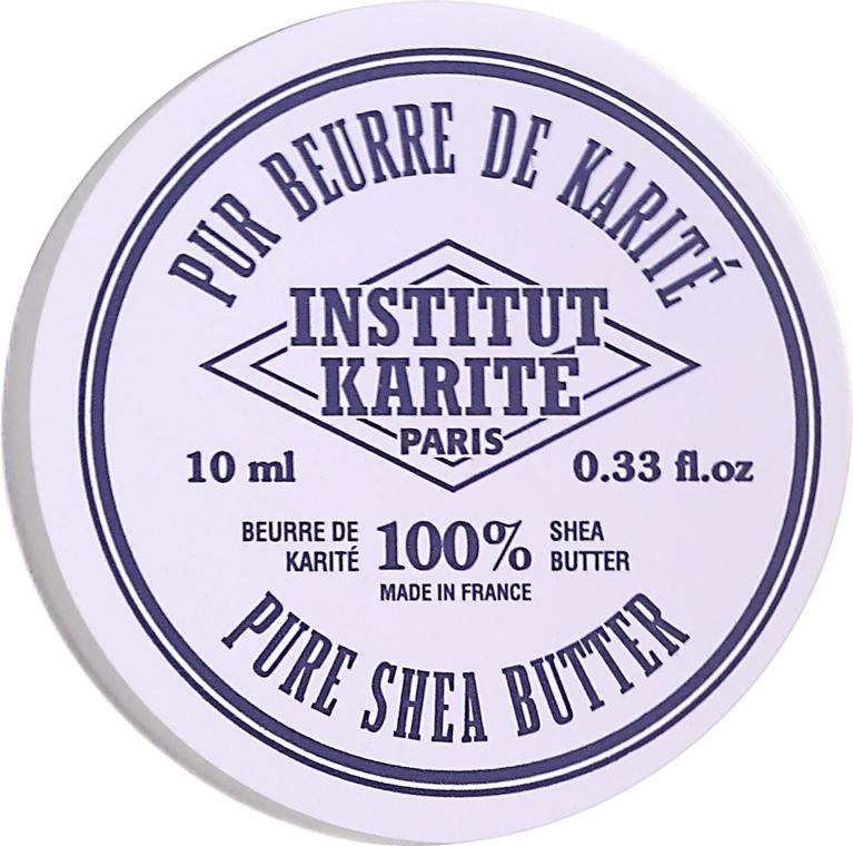 Масло ши, непарфюмированное 100 % - Institut Karite Fragrance-free Shea Butter