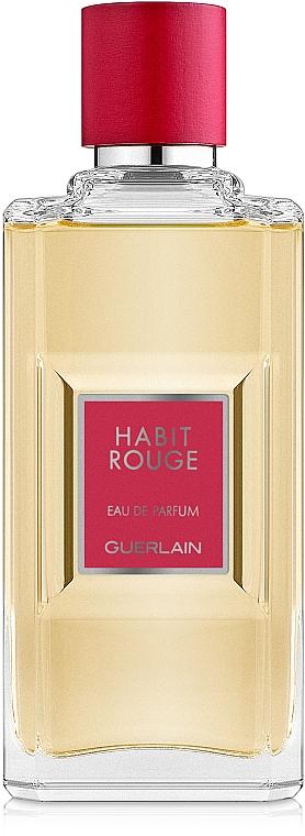 Guerlain Habit Rouge - Парфюмированная вода