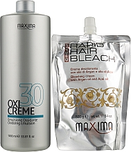 Духи, Парфюмерия, косметика Набор - Maxima Vital Hair 30 VOL (h/emul/1000ml + h/bleach/500g)
