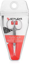 Духи, Парфюмерия, косметика Ножницы для ногтей, SC-61/2 - Staleks Classic 61 Type 2