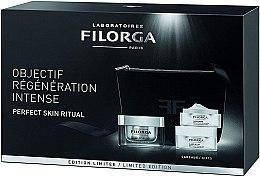 Духи, Парфюмерия, косметика Набор - Filorga Perfect Skin Ritual Limited Edition (f/cr/50ml + f/cr/15ml + f/mask/15ml)