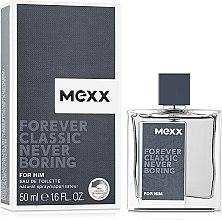 Духи, Парфюмерия, косметика Mexx Forever Classic Never Boring for Him - Туалетная вода