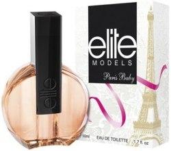 Духи, Парфюмерия, косметика Elite Model Attitude Paris Baby - Туалетна вода (тестер с крышечкой)