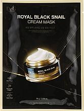 Духи, Парфюмерия, косметика Маска для лица с муцином черной улитки - Dr.G Royal Black Snail Cream Mask