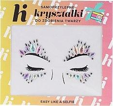 Духи, Парфюмерия, косметика Клеящиеся кристаллы для лица - Hi Hybrid 2
