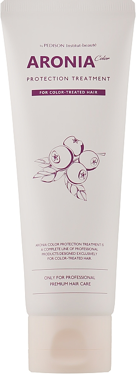 "Маска для волос ""Арония"" - Institute-beaut Aronia Color Protection Treatment"