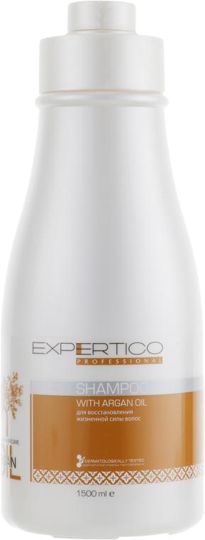 Шампунь на основе арганового масла - Tico Professional Expertico Argan Oil Shampoo