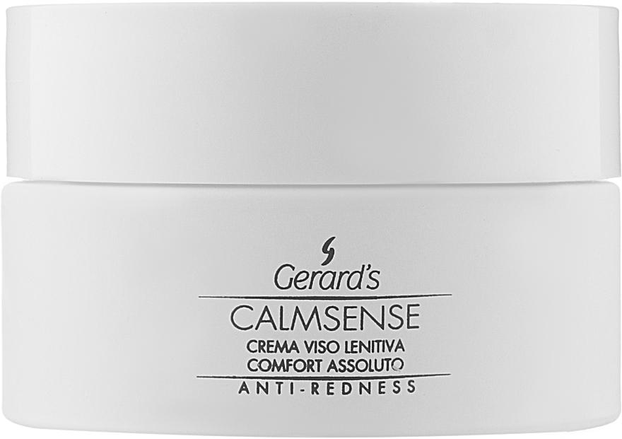 Успокаивающий крем для лица - Gerard's Cosmetics Calmsense Absolute Comfort Soothing Face Cream