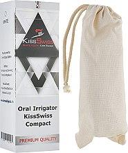 Духи, Парфюмерия, косметика Ирригатор для полости рта - Kiss Swiss Oral Irrigator Compact