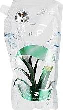 Духи, Парфюмерия, косметика Антибактериальное жидкое мыло с экстрактом алоэ - Galax (дой-пак)